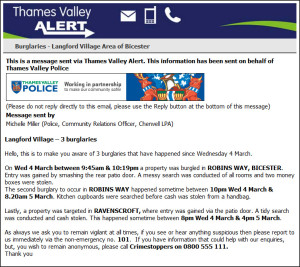 Thames Valley Alert (Mar'15)