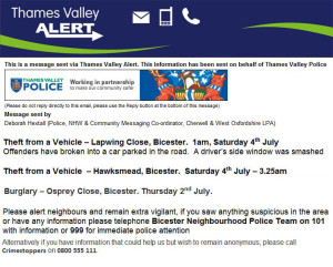 Thames Valley Alert (July'15)