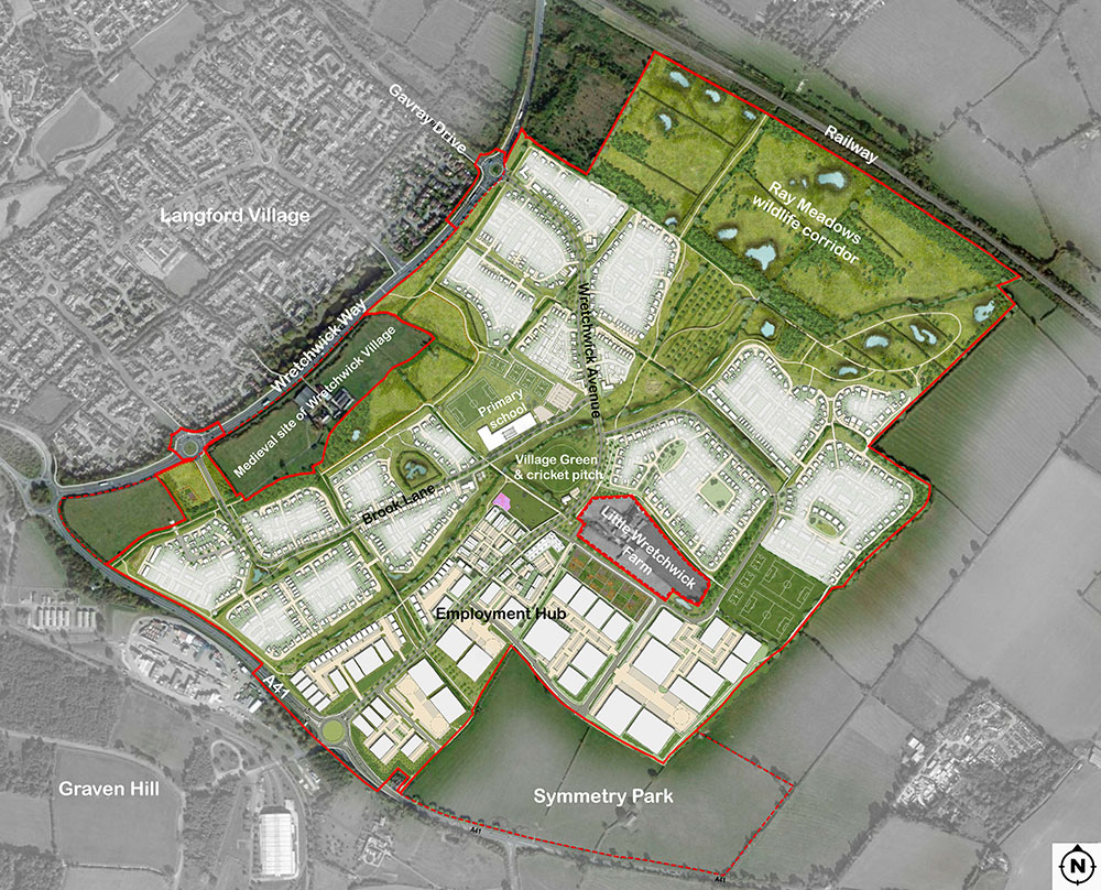 Wretchwick Green Masterplan (small)